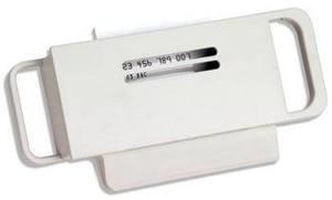 4200 Addressograph Bartizan Portable Imprinter (w/o Nameplate)