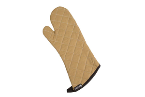 """BesTan Oven Mitts - Protects to 450F - 17"""""""