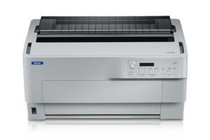 Epson DFX-9000 - 9-pin High-Speed Impact Printer (136 column), Parallel & USB Interfaces