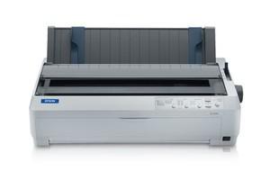 Epson LQ-2090 - 24-pin Impact Printer, Wide Format (136 column), Parallel & USB Interfaces