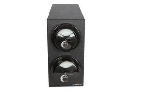 EZ-Fit Lid Dispenser Box System - (1) L2200C; (1) L2400C - Black Trim Rings
