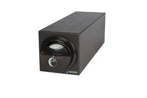 EZ-Fit Lid Dispenser Box System - (1) L2400C - Black Trim Ring