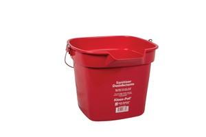 Kleen-Pail 10Qt - Red