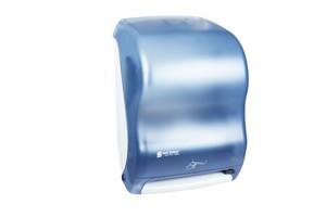 Smart System Paper Towel Dispenser w/IQ Sensor - Classic - Arctic Blue