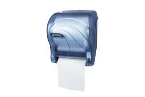 Tear-N-Dry Essence Roll Towel Dispenser - Oceans - Arctic Blue