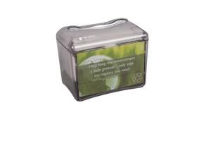 Venue Table Top Napkin Dispenser - Minifold - Black Pearl