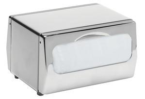 Tabletop Napkin Dispenser Minifold - Chrome