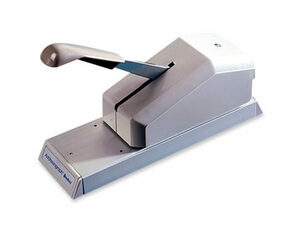 871 Addressograph Bartizan Pump Handle Imprinter (includes Nameplate)