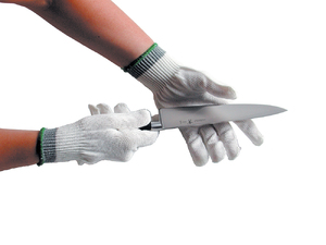 Cut Resistant Glove w/Dyneema - Level 5 - White