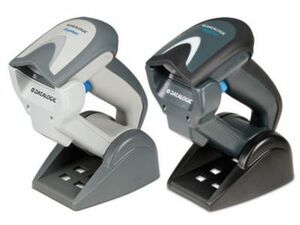 Datalogic Gryphon GBT4400 Barcode Scanner, Health Care Multi USB Kit BPOC, Gray