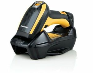 Datalogic PowerScan PBT9500 Barcode Scanner, High Perf/Liquid Lens, USB Kit, Removable Battery (Kit Includes: Scanner, Base Bc9030-Bt, CAB-438, Power Brick 8-0935 and Power Cord 6003-0941)