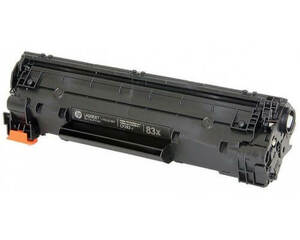 HP CF283A Compatible Laser Toner Cartridge (1,500 page yield) - Black