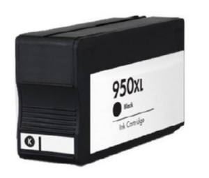 HP CN045AN #950XL Compatible Inkjet Cartridge (2300 page yield) - Black