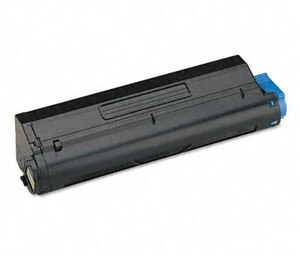 Okidata 42127401 Compatible Laser Toner Cartridge (5,000 page yield) - Yellow