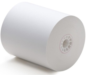 "3 1/8"" x 165'  Premium Heavy Thermal Paper  (50 rolls/case)"