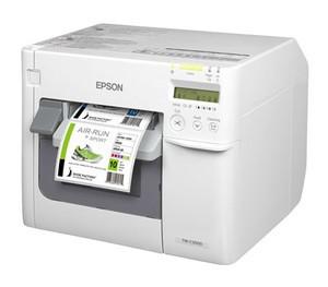 Epson TM-C3500 ColorWorks Inkjet Label Printer