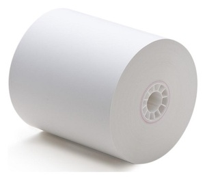 "3"" x 165'  1-Ply Bond Paper  (50 rolls/case)"