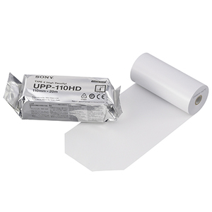 110mm x 18m High Density Poly Thermal Paper for Sony UPP-110HD (5 rolls/box)