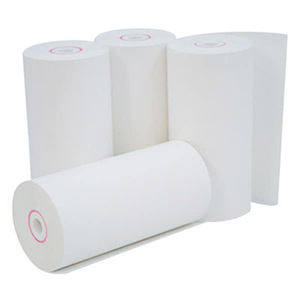 "4 3/8"" x 85'  Thermal Paper  (24 rolls/case)"