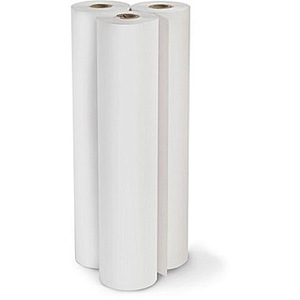 """8 1/2"""" Heavy Thermal Paper for Brother PocketJet Printers with Perf and Sensor (6 rolls/case; 100sheets/roll) - OEM# LB-3663"""