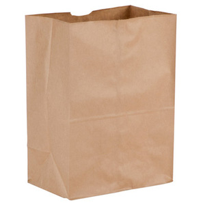 8# Brown Grocery Bags (500ct)
