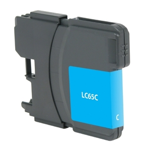 Brother LC61/65C Compatible Inkjet Cartridge (325 page yield) - Cyan