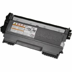 Brother TN-350 Compatible Laser Toner Cartridge (2,500 page yield) - Black