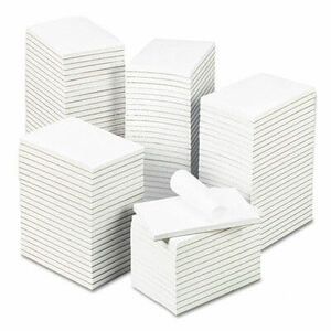 Bulk Scratch Pads, Unruled, 4 x 6, White, 100-Sheet Pads, 120 Pads/Carton