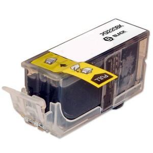 Canon PGI-220BK Compatible Inkjet Cartridge (350 page yield) - Photo Black
