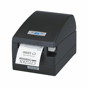 Citizen CT-S2000, Thermal POS Printer, 80mm, 220 mm/Sec, 42 col, Serial & USB, Internal Power Supply, Label