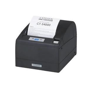 Citizen CT-S4000, Thermal POS Printer, USB, Black