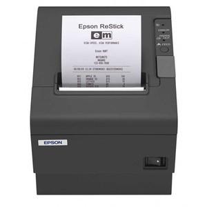 Epson TM-T88V-DT Omnilink, Intelligent Thermal Receipt Printer, Epson Black, 500 GB Hard Drive, Windows Posready7, Atom N2800, 1.8 Ghz, 4 GB Ram, Power