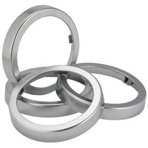 EZ-Fit Chrome Finish Rings For C2410C
