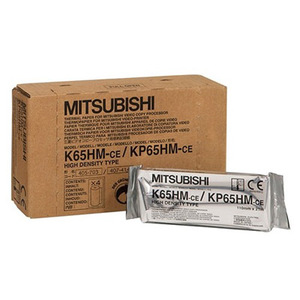 110mm x 18m Ultrasound Paper for Mitsubishi KP-65H (5 rolls/box)