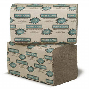 Natural Multi-Fold Towels (4,000 Towels)
