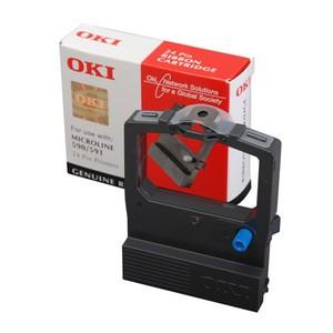 Okidata ML 590/591/520/521 Printer Ribbons (6 per box) - Black
