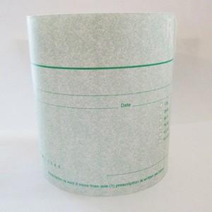 "4 3/8"" x 225'  Prescription Rx Security Thermal Paper  (12 rolls/case) - Kentucky"