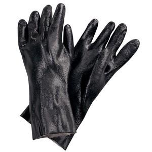 "PVC Pot & Sink Dishwashing Glove - 28 mil - 14"""