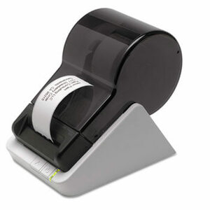 "Seiko Smart Label Printer 620, 2.28"" Labels, 2.76""/Second, 4-1/2 x 6-7/8 x 5-7/8"