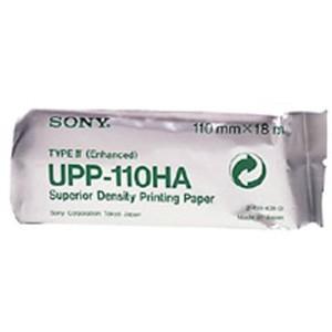 Sony UPP-110HA Ultrasound Paper (10 rolls/box)