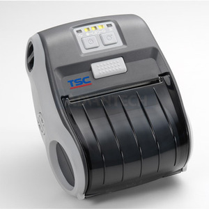 "TSC Alpha 3R 3"" label/receipt portable printer, 203 dpi, up to 4ips, 4MB Flash, 8 MB DRAM with Apple/N Mifi Bluetooth"