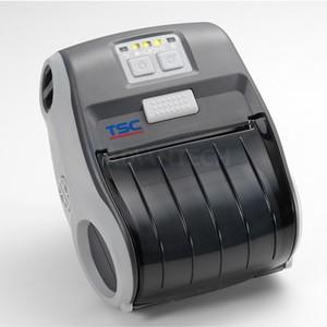 "TSC Alpha-3R 3"" label/receipt portable printer 203 dpi, up to 4ips, Bluetooth, 4MB Flash, 8MB DRAM - TSPL Programming language."