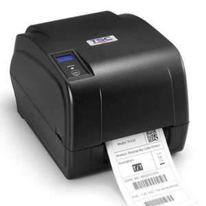 TSC TA210 4 port Thermal Transfer Printer, 203 dpi, 5 ips, Ethernet, USB, Parallel and Serial
