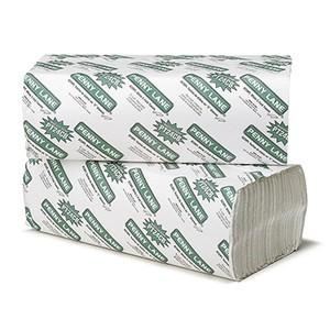White C-Fold Towels (2,400 Towels)