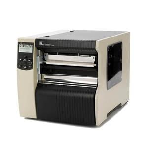 "Zebra 220Xi4 Industrial Label Printer - 8.5"" Print Width, 300 DPI, Rewind with Peel"