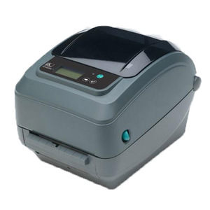 Zebra GX420T Desktop Label Printer with 10/100 Ethernet (Replaces Parallel), Cutter