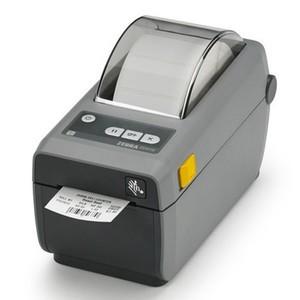 Zebra ZD410 Desktop Label Printer - HealtHCare Model, 203 DPI with 802.11Ac and Bluetooth 4.1 Connectivity