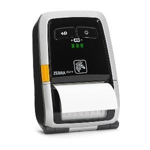 Zebra ZQ110 Portable Label Printer, WLAN, MCR, US�Power Plug