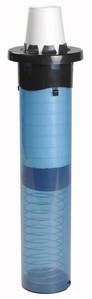 """Sentry Euro Counter Mount Cup Dispenser - 4-24 Oz - 18"""""""