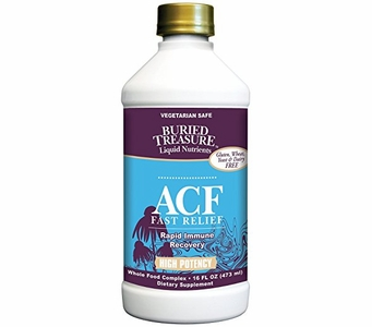 Buried Treasure ACF Fast Relief Immune Support - 16 FL OZ (473ml)
